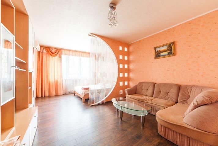 уютная квартира рядом с метро Левобережная