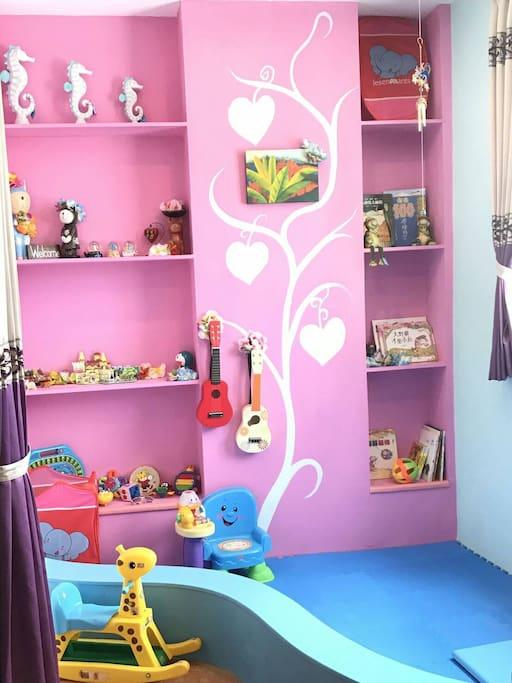 房內兒童遊戲區