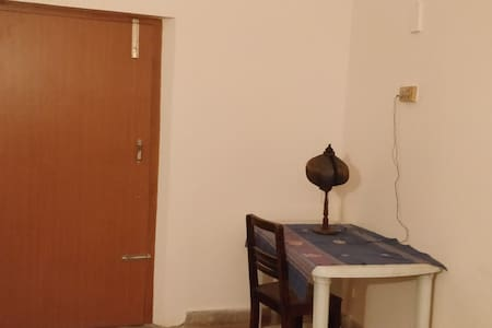 Garden facing private room in Whitefield