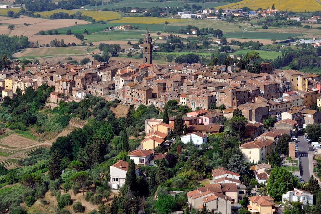 aerial photo.       foto aerea