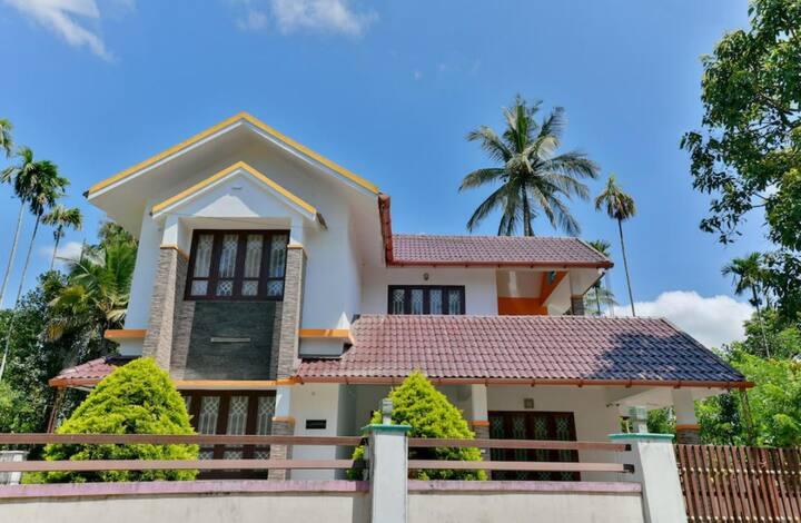 4 bed room breeze villa