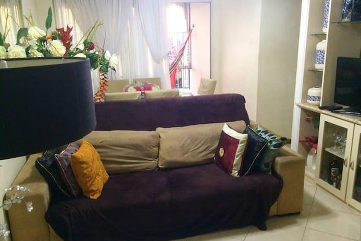 Comfortable apartment - Salvador - Flat