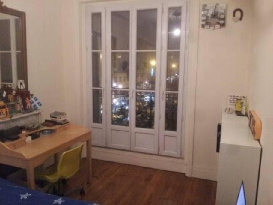 Chambre priv e 5 min de paris appartements louer for Chambre a louer sur paris