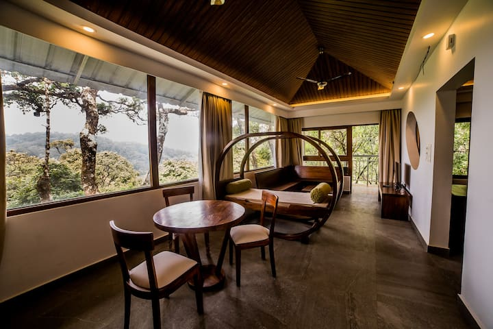 5* Family Suite in Munnar - Munnar - Vierassviitti