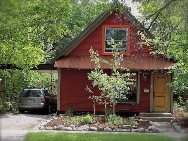 Unique neighborhood cottage