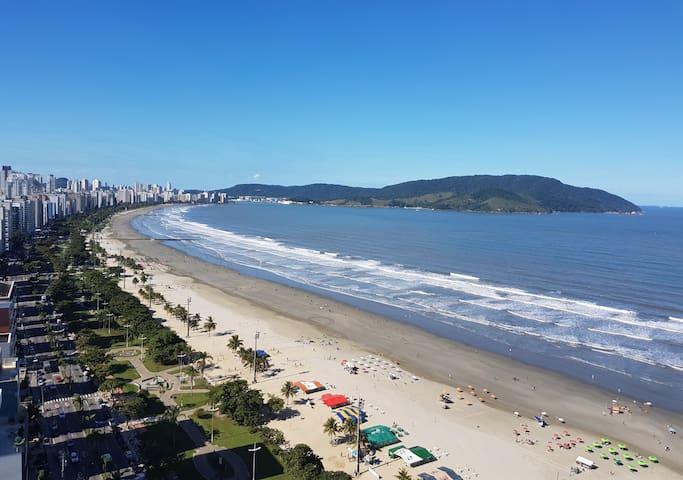 Flat Dois Quartos Mercure Santos