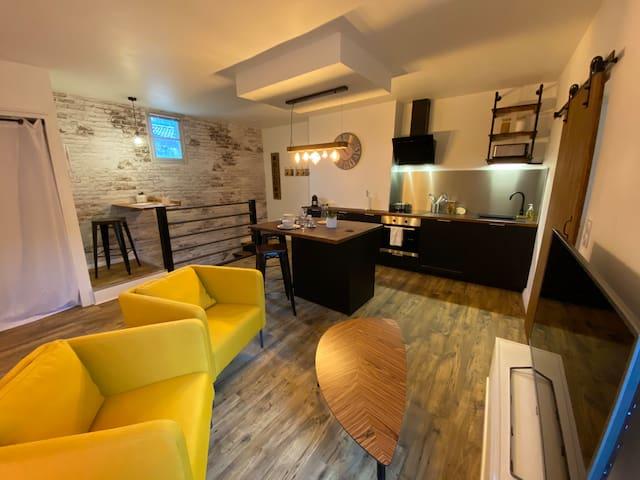 Appartement de Standing au cœur de Libourne