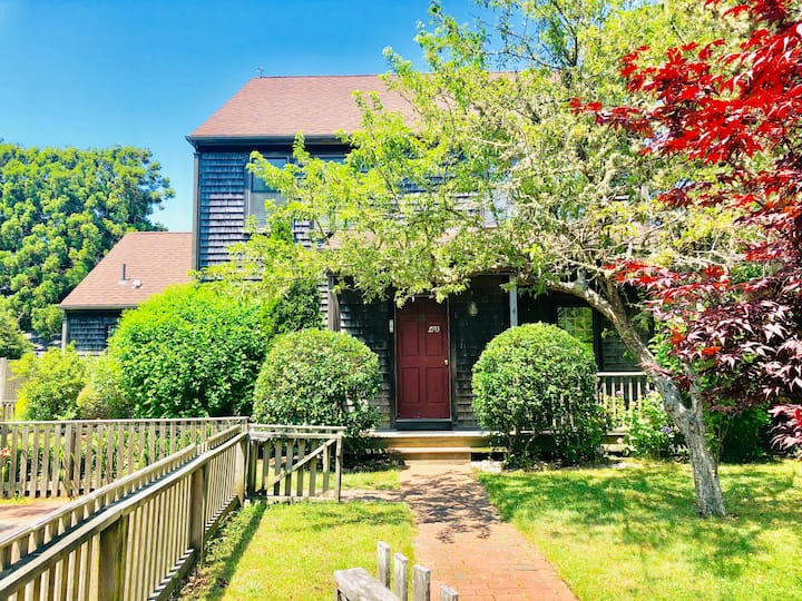 Nantucket home ideal for your family vacation.