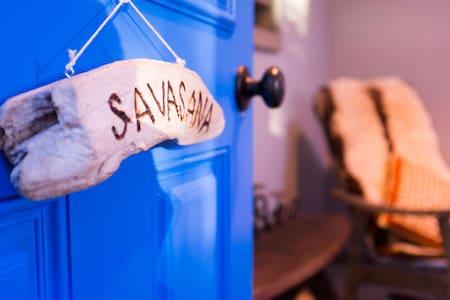 Savasana Surfer's Retreat - Santa Cruz