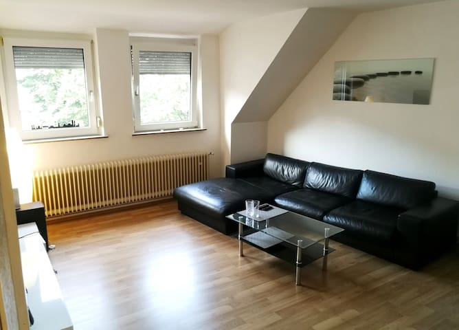 Super zentrales, stilvolles Appartement (78qm)
