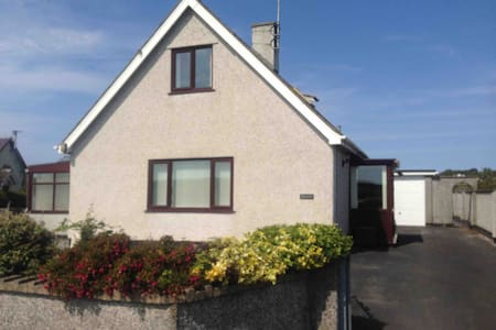 Rhianfa, beautifully situated home from home.