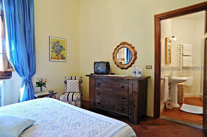 appartamento in Villa il Paretaio