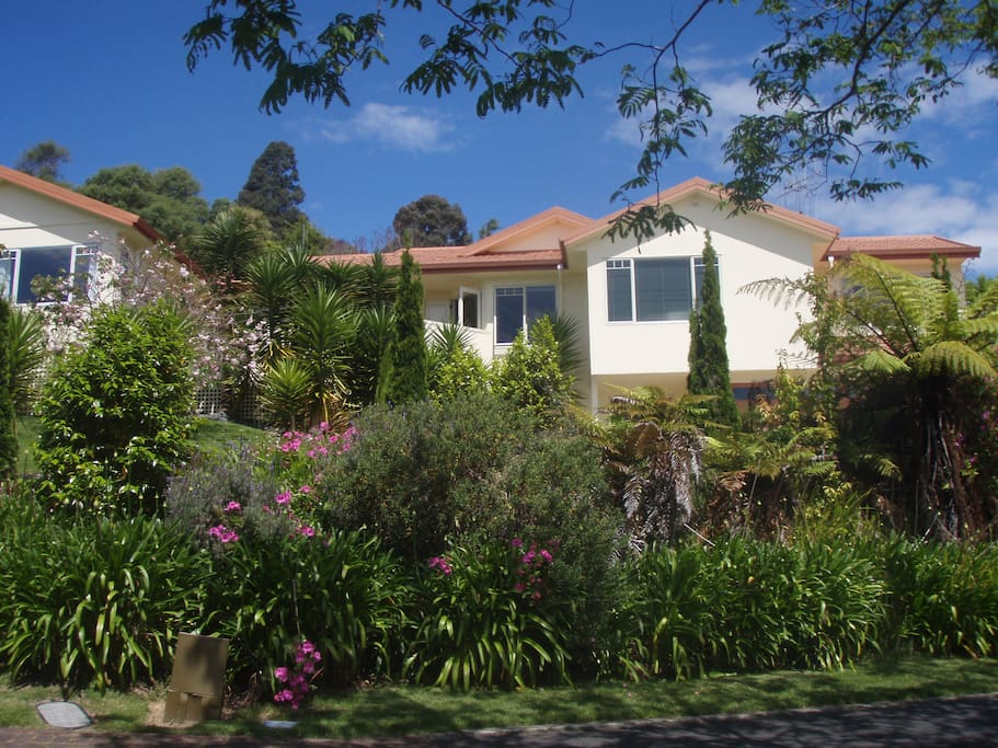 Seascape villa b b chambres d 39 h tes louer tauranga - La villa rahimona en nouvelle zelande ...