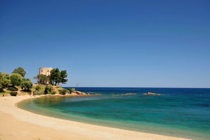 S. Maria Navarrese beach,  300mt.