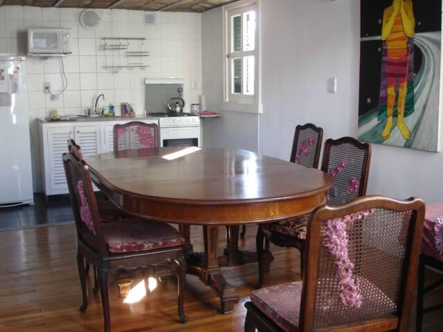 Bright Apartment in magic SanTelmo - Buenos Aires - Daire