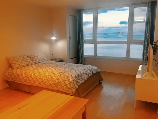 OceanView @ Gwangalli (06) - Suyeong-gu - Obsługiwany apartament