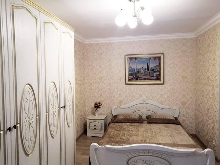 Уютная квартирка рядом с парком!