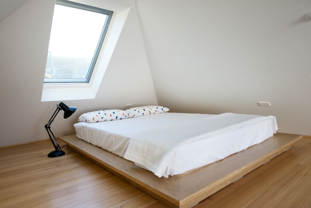 Loft Queen Size double bed