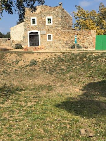 Casita rural en un entorno adorable - Premia de dalt - Haus