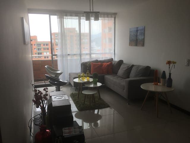 Cosy apartment in a excellent area