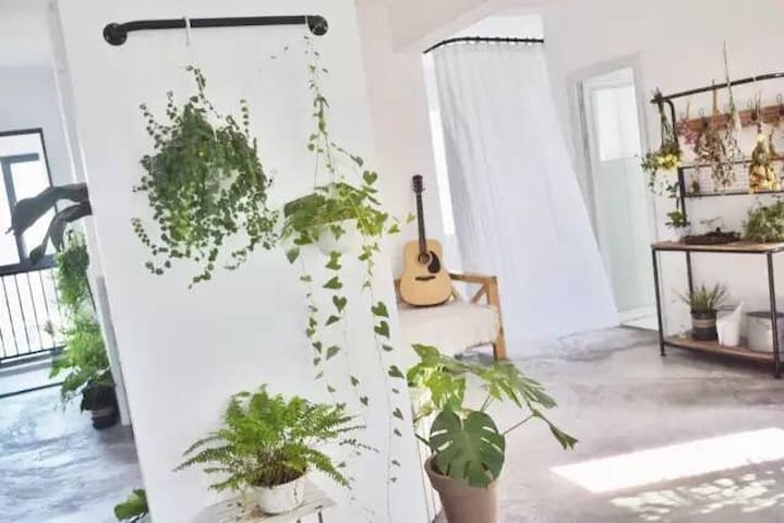 师大学生街旁 | 绿植型创意空间 - 福州 - Apartment