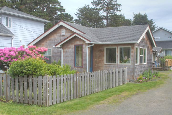 Charming Cottage in Cannon Beach - Cannon Beach - Blockhütte