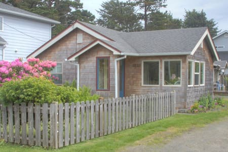Charming Cottage in Cannon Beach - Cannon Beach - Cabaña