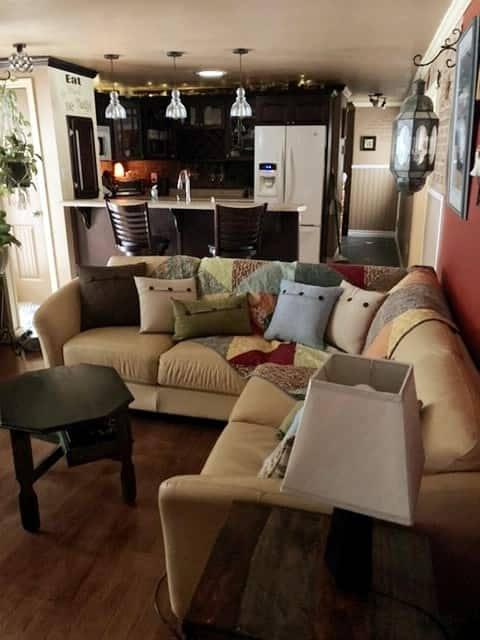 Owner sharing comfy space near Nictaux Falls