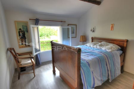 chambre privée2 dans villa - Vaison-la-Romaine - วิลล่า