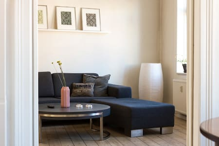 Supernice flat on the 3rd floor in classy building - København - Apartment