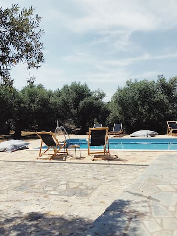 Villa Gaia - Magnificent Monemvasia