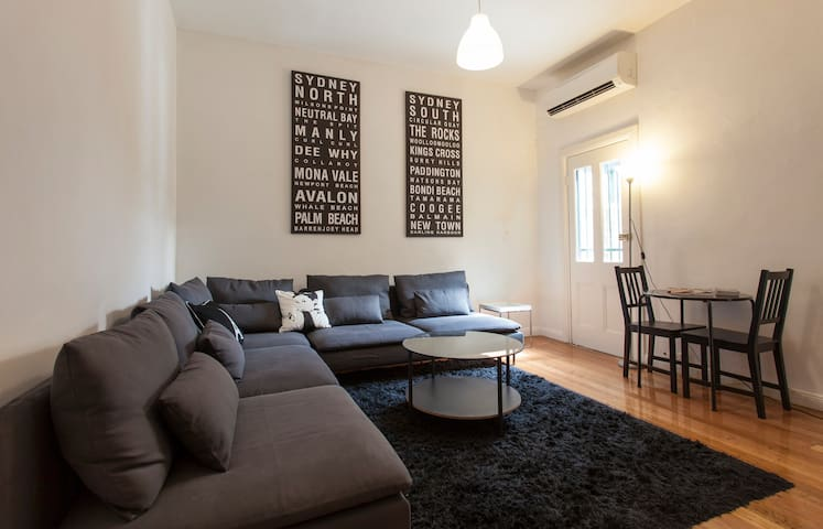 Inner City Sydney- 3 mins to Trains - Newtown - Haus