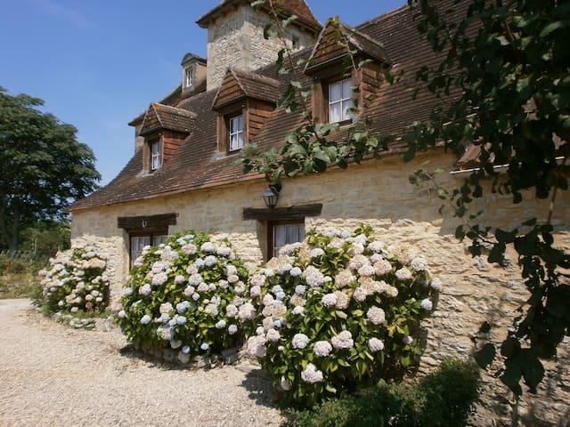 Charmant gîte entre Sarlat et Rocamadour - Dégagnac - Huis
