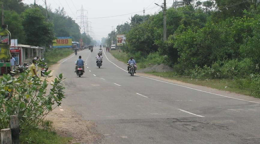Puri Konark NH 203 adjacent to this property