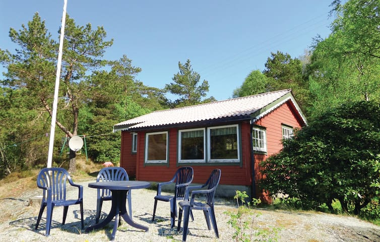Holiday cottage with 2 bedrooms on 49 m² in Ølve