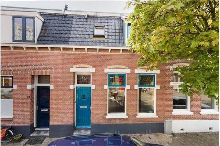 Woning in levendige & geliefde woonwijk Bottendaal