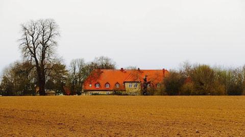 Gutshaus nahe Ostsee und Rostock! Platz für 10!