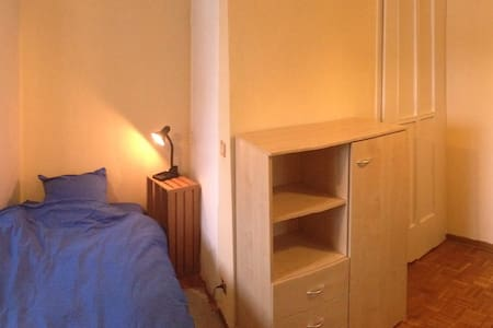 Room Rental in Big Apt. Downtown Lausanne1 - Morges