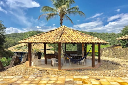 Fazenda em Caeté - Roças novas, MG - Roças Novas - Chatka