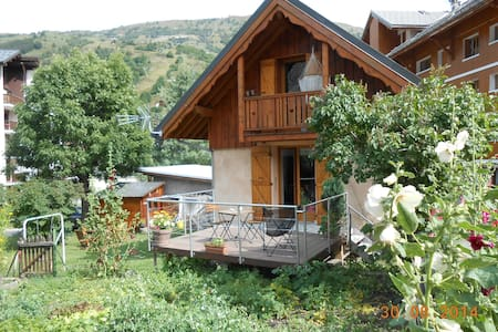 Valloire chalet individuel  6 pers - Валуар - Шале