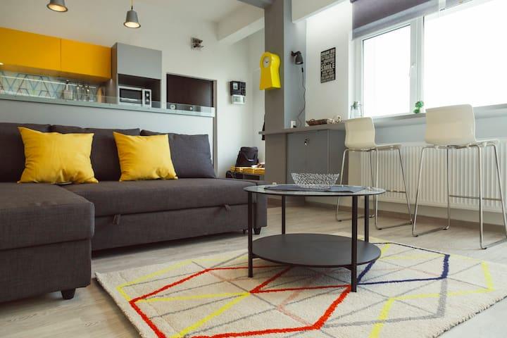 Amazing View Apartment - București