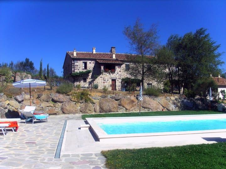 "Cottage ""Casa  Bricche"" in Tuscany"