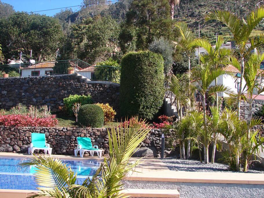 Beautiful and well taken gardens...