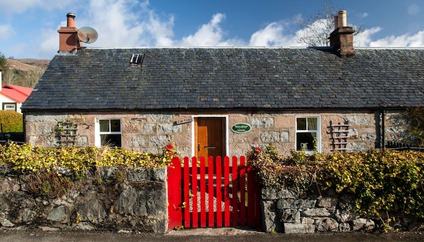 Kintore  Cottage, Original Lock keepers  cottage