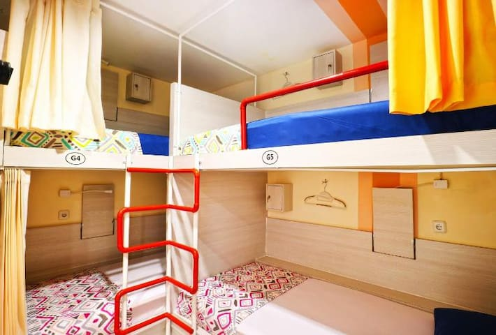 6 Mix Dormitory Near Kota Tua Jakarta