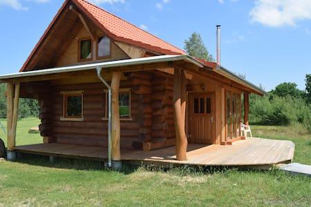 Ferienhaus am Teufelsgraben - Ludwigshof - Ahlbeck - Cabaña