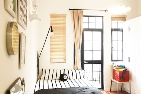 后窗 • 艺术影映室Art VideoRoom - 法租界建国路 - 上海 - Casa