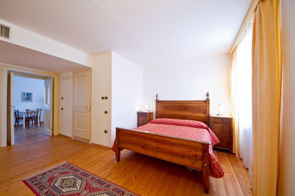 Dormitorio Udine ~ Villa Butussi L'ospitalità del vino Villas en alquiler en Corno di Rosazzo, Udine Friuli