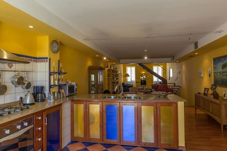 150m2 penthouse in the historic centre of Mahon - Maó - Lägenhet