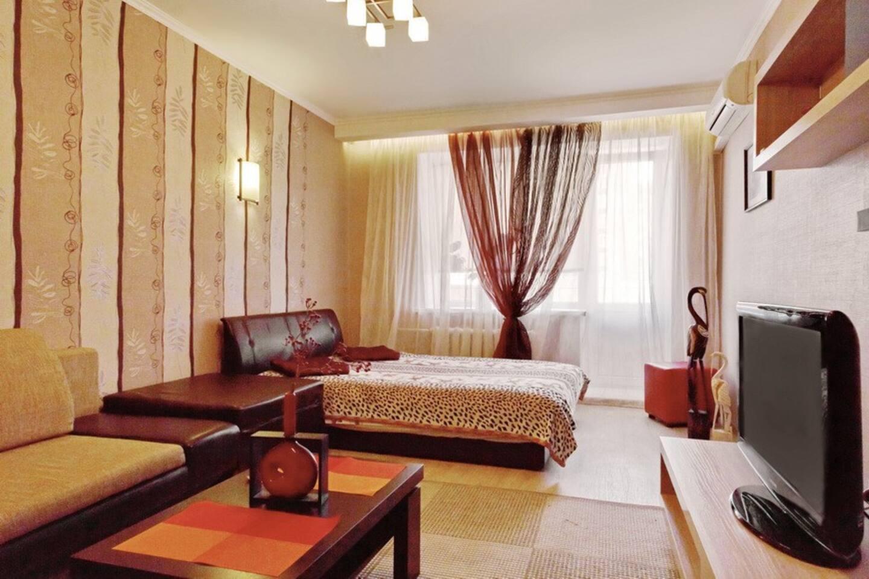 апартаменты люкс,2х спальная кровать ширина 160,